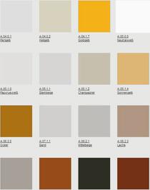 fassaden farbkarten m rk kg dach und fassade. Black Bedroom Furniture Sets. Home Design Ideas